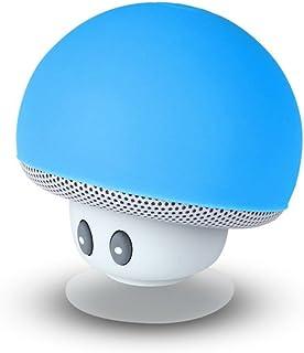 IKU Mushroom Portable Bluetooth Speaker - Blue