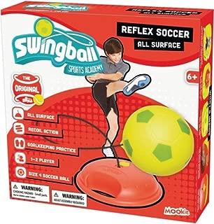 Mookie Swingball Soccer Set by Swingball