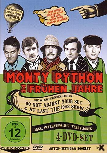 Monty Python - Die frühen Jahre (4 DVDs)