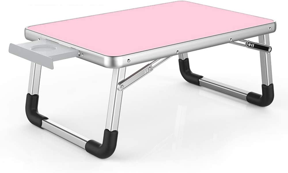 Wall-mounted table GCDW Mesa Plegable Cuadrada De Aluminio,Almohadilla para Pies De Esponja,Mención De Mano De Goma,De Tres Segundos De Plegado,No Ocupa Espacio,75 Kg De Carga