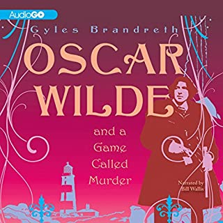 Couverture de Oscar Wilde and a Game Called Murder