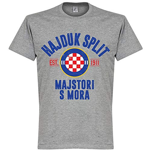 Hajduk Split Established T-Shirt - grau - M