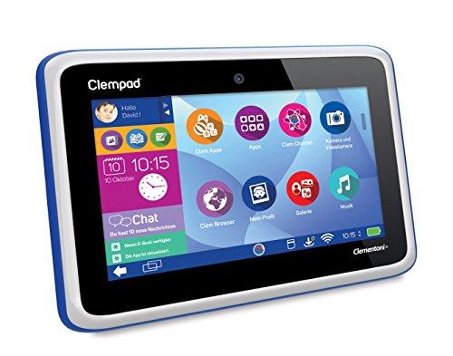 Clementoni 69482.2 - Clempad Tablets und Zubehör HD 6 Plus