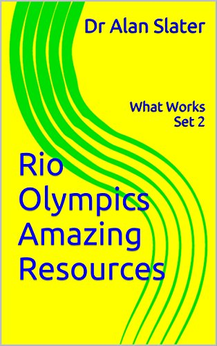 Rio Olympics Amazing Resources: What Works Set 2 (2016 Rio Olympics) (English Edition)