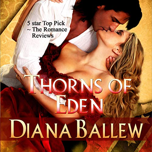 Thorns of Eden  By  cover art