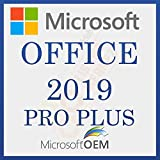 Office 2019 Professional Plus 32/64 bits | Licencia para 1PC ( solamente para windows 10 ) | Envio por EMAIL