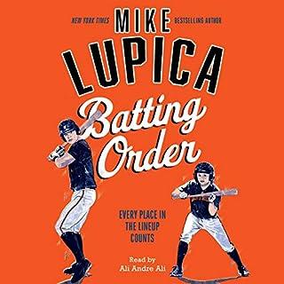 Batting Order audiobook cover art
