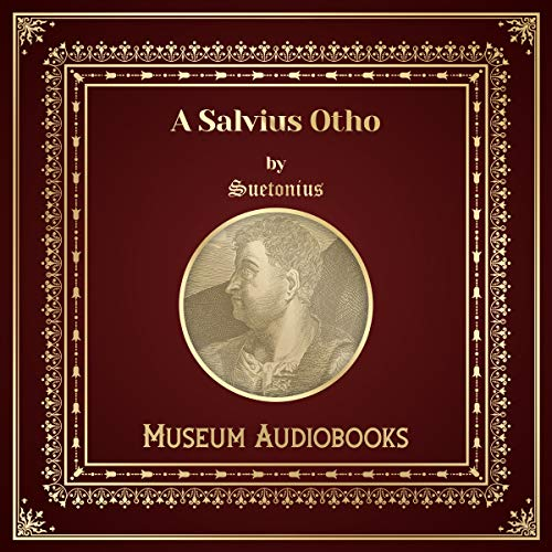 A Salvius Otho audiobook cover art