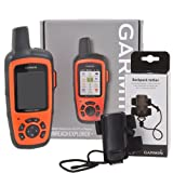 Garmin inReach Explorer y seguidor por satélite, color 5. inReach Explorer+ with Backpack Tether