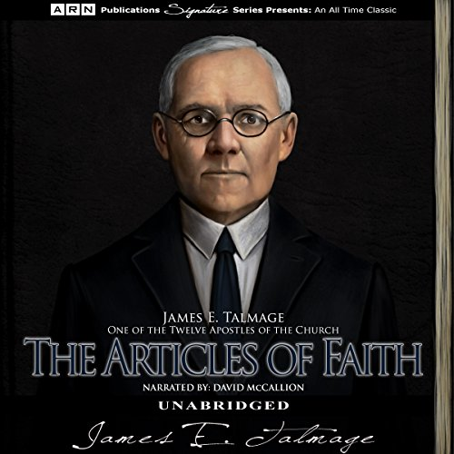 The Articles of Faith audiobook cover art