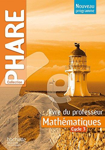 Phare mathématiques cycle 3 / 6e
