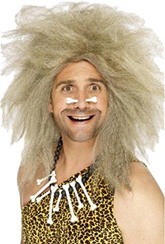 Cavemen & Vrouwen Fancy Jurk Party Gek Caveman Pruik Heren Hoofddeksels Grote