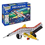 Mechanix Robotix - 3, Made In India, Made from High-Quality Material, For 8+ Years of Kids. Improve your child Knowledge, Dexterity, Creativity, Reasoning, and Eye and Hand Coordination. The game includes 108 pieces. The guide book is also provided i...