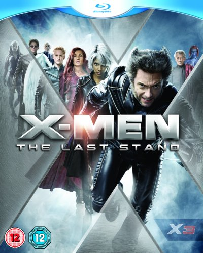 X-men 3: The Last Stand [Blu-ray] [UK Import]