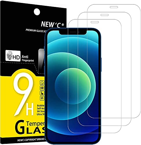 Protector Cristal Templado Iphone 12 Pro protector cristal templado iphone 12  Marca NEW'C