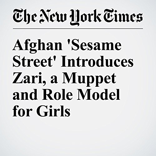 Afghan 'Sesame Street' Introduces Zari, a Muppet and Role Model for Girls cover art