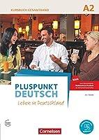 Pluspunkt Deutsch A2: Gesamtband - Allgemeine Ausgabe - Kursbuch mit interaktiven Uebungen auf scook.de: Leben in Deutschland. Mit Video-DVD