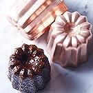 【 ルワンジュ東京 】 カヌチー チーズケーキ カヌレ 高級 おしゃれ ギフト プレゼント (4個入り)