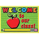 Top Notch Teacher Products Welcome to Our Class Postcards (30 Count)