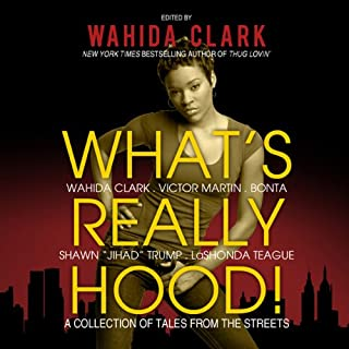 What's Really Hood! audiobook cover art