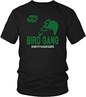gang green shirt jalen mills