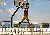 Basketball Action (Wandkalender 2020 DIN A3 quer)