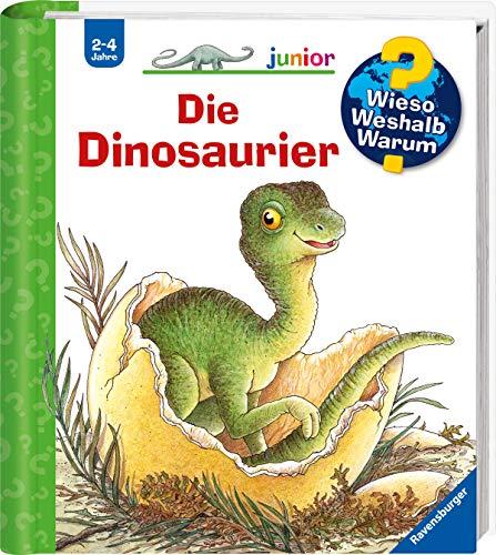 Die Dinosaurier (Wieso? Weshalb? Warum? junior, 25)