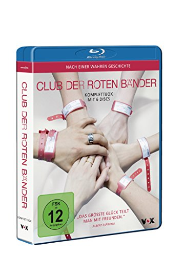 Club der roten Bänder - Komplettbox [Blu-ray]