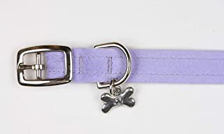 Susan Lanci Designs Dog Collar with Charm