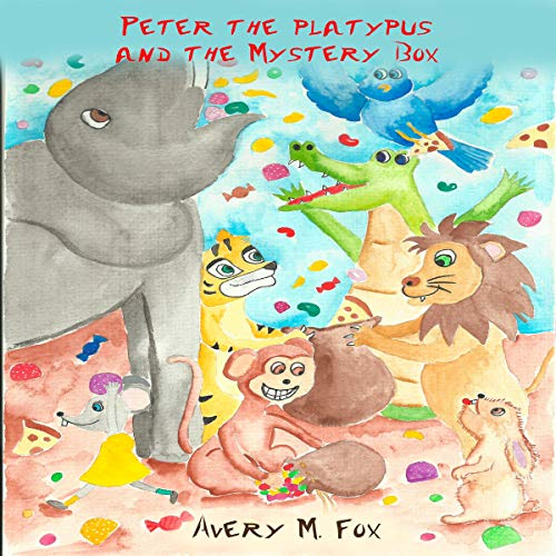 Peter the Platypus and the Mystery Box Titelbild