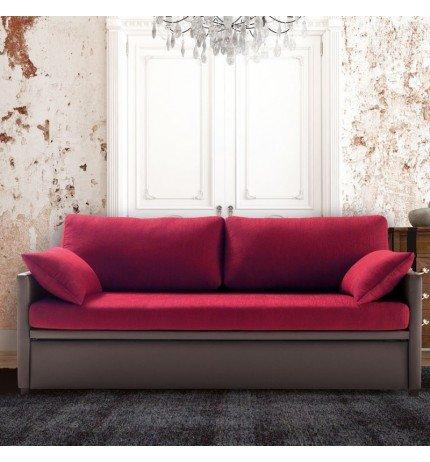 SHIITO Sofá Nido con Palanca de elevación Modelo Duetto tapizado en Tela. Disponible