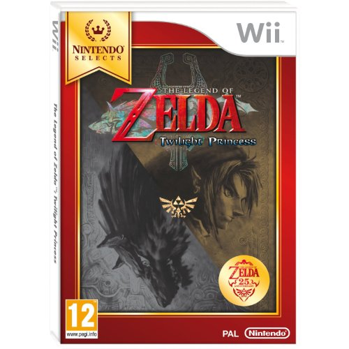 The Legend of Zelda: Twilight Princess [Nintendo Selects] [Pegi]