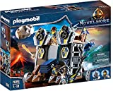 Playmobil - Fortaleza móvil de catapulta de Novelmore, Juguete, Color Multicolor, 70391