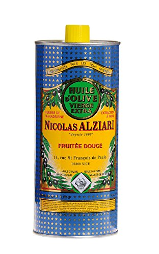 Alziari, Nicolas Alziari/Olivenöl aus Frankreich 1000 ml.