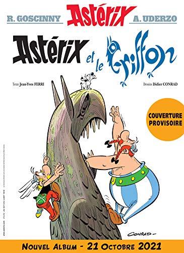 ASTERIX Tome 39 - Astérix et le Griffon