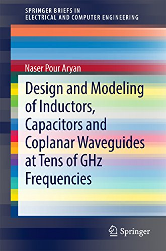Design and Modeling of Inductors, Capacitors and Coplanar Waveguides at Tens of GHz Frequencies (SpringerBriefs in Electrical and Computer Engineering) (English Edition)