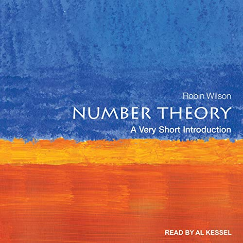 Number Theory: A Very Short Introduction cover art