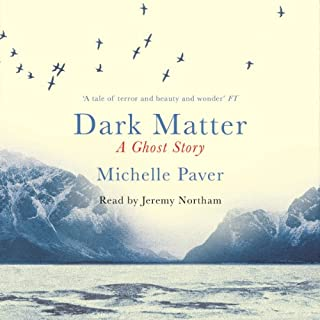 Dark Matter audiobook cover art