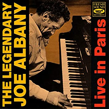 The Legendary Joe Albany Live in Paris
