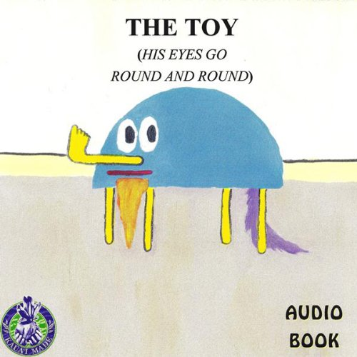 The Toy audiobook cover art