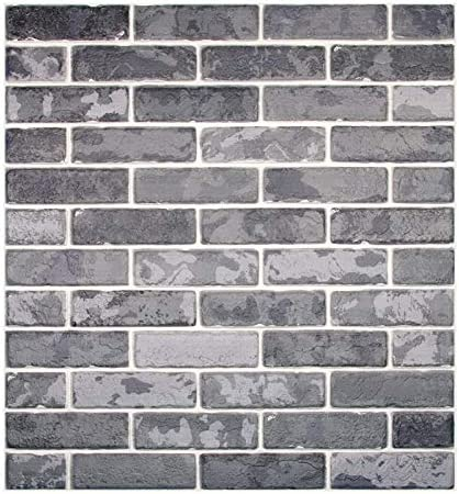 3D Brick Wall Stickers Paper Self-Adhesive Decal W Max 72% OFF Boston Mall PE Panel