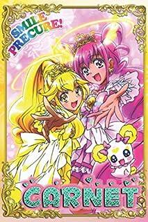 Princess Pretty Cure composition Carnet: Carnet Princess Pretty Cure composition