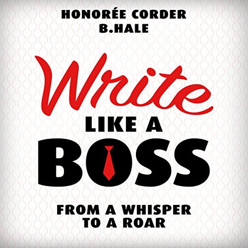 Write Like a Boss audiobook cover art