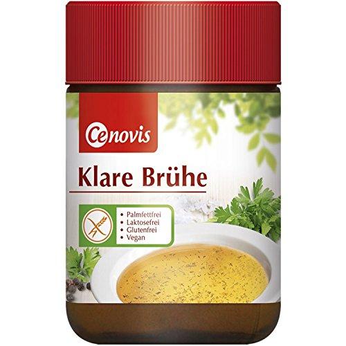 Cenovis - Klare Brühe gekörnt, bio, 288 g