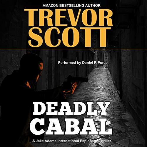 Couverture de Deadly Cabal