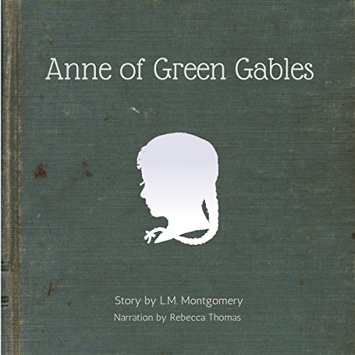 Anne of Green Gables                   By:                                                                                                                                 L M Montgomery                               Narrated by:                                                                                                                                 Rebecca Thomas                      Length: 10 hrs and 48 mins     6 ratings     Overall 4.0