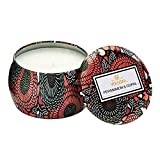 Voluspa Persimmon &–Copal japonica–Limited Edition Petit dekorativer Dose Duftkerze -