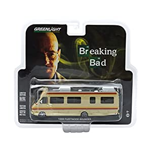 Breaking Bad Vehículo 1/64 1986 Fleetwood Bounder RV 7