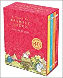 A Year in Brambly Hedge: Celebrating forty years of Brambly Hedge with this beautiful storybook gift set (HarperCollins Children's Books)