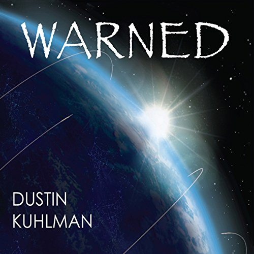 Warned audiobook cover art